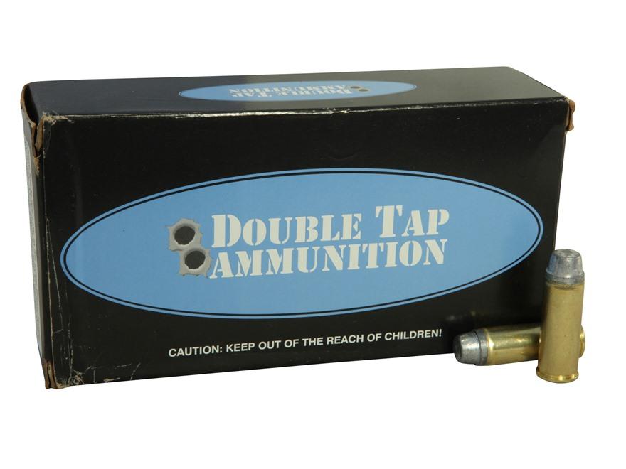 Doubletap Ammunition 45 Colt (Long Colt) +P 255 Grain Keith-Type Semi-Wadcutter