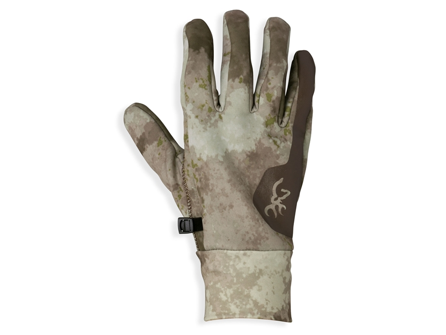 Browning Hell's Canyon Speed Backcountry Softshell Gloves Polyester
