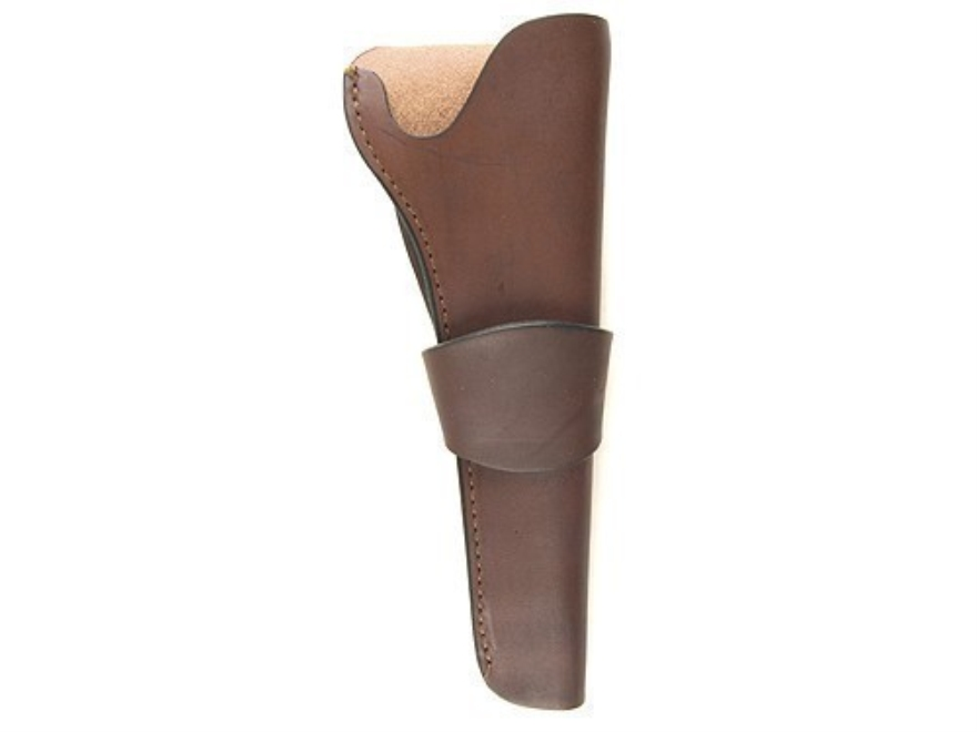 Oklahoma Leather Western-Style Open Top Loop Holster Right Hand 1851, 1858, 1860, 1861 ...
