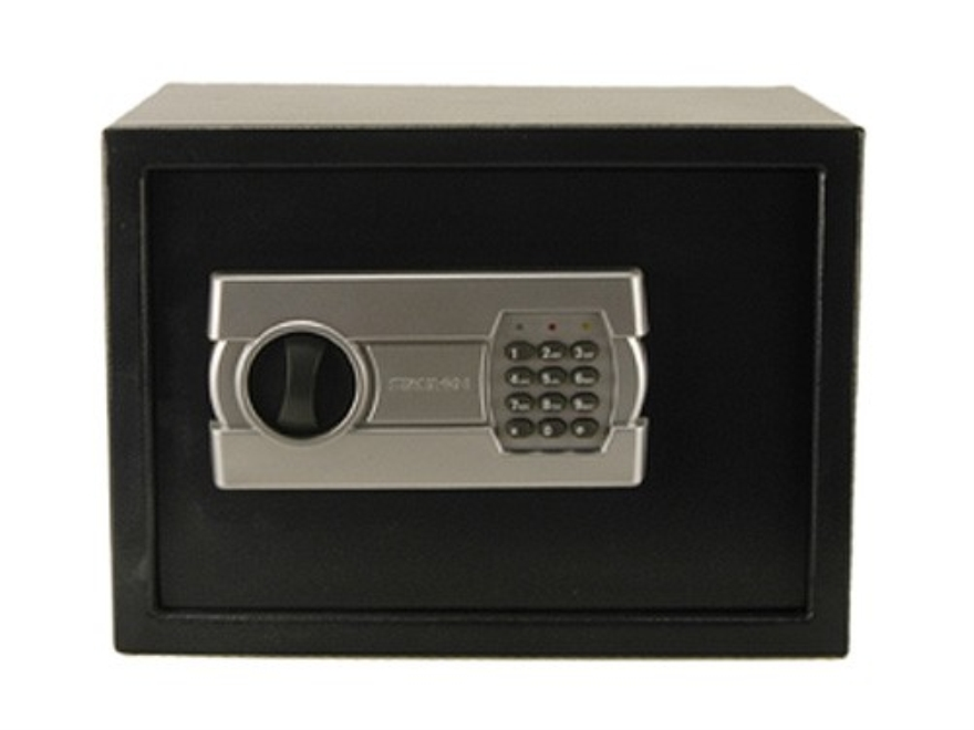 "Stack-On ""Strong Box Safe"" Personal Safe with Electronic Lock"
