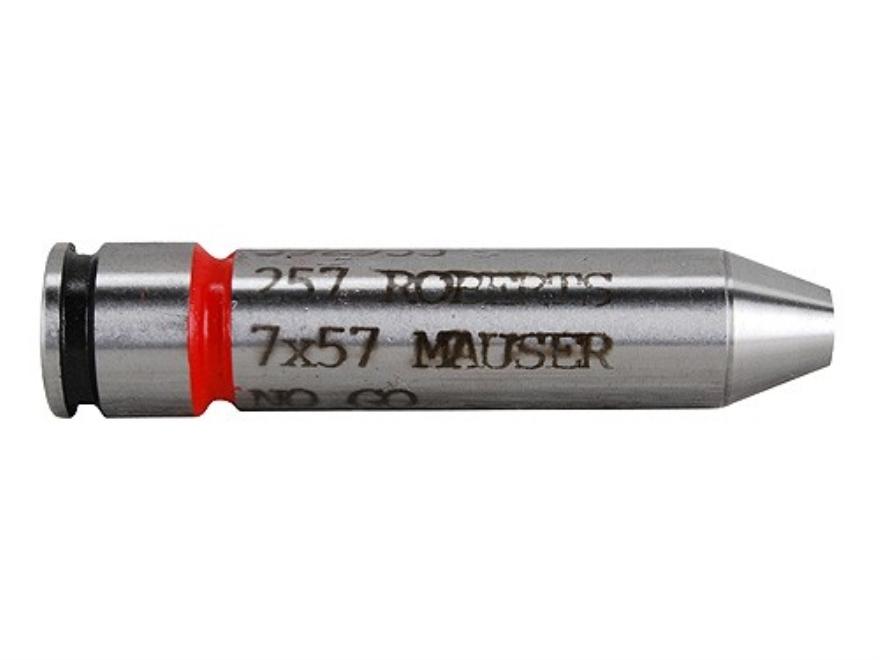 PTG Headspace No-Go Gauge 257 Roberts, 7x57mm Mauser (7mm Mauser)