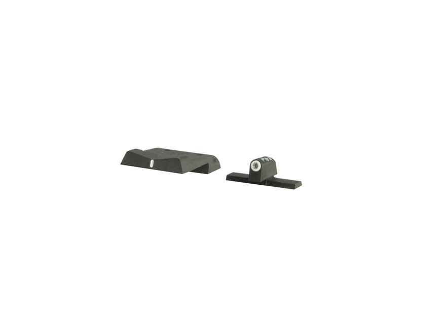 XS 24/7 Express Night Sight Set Steyr M9, M40, S9, S40 Steel Matte Tritium Dot Front, W...