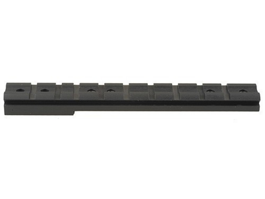 Power Custom 1-Piece Barrel Mount Weaver-Style Base Ruger 10/22 Matte