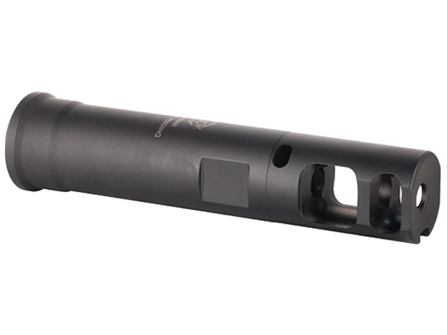 "Surefire MB556AR Muzzle Brake-Adapter AR-15 1/2""-28 Thread Steel Matte"