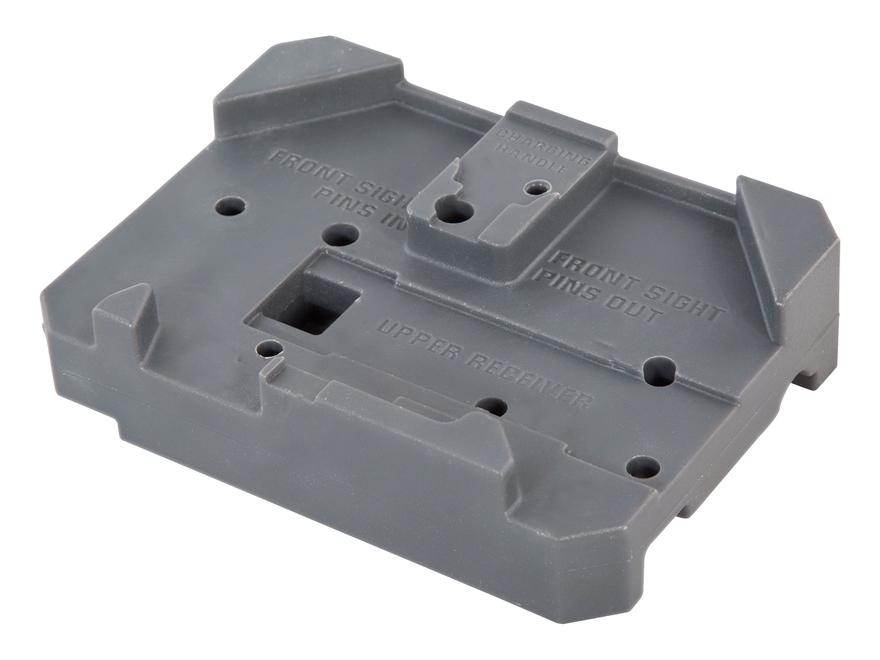 Wheeler Engineering Delta Series AR-15 Armorer's Bench Block