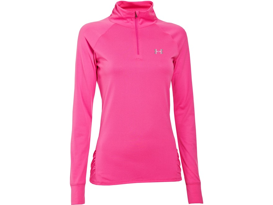 Under Armour Women 39 S Ua Tech 1 4 Zip Long Sleeve Upc