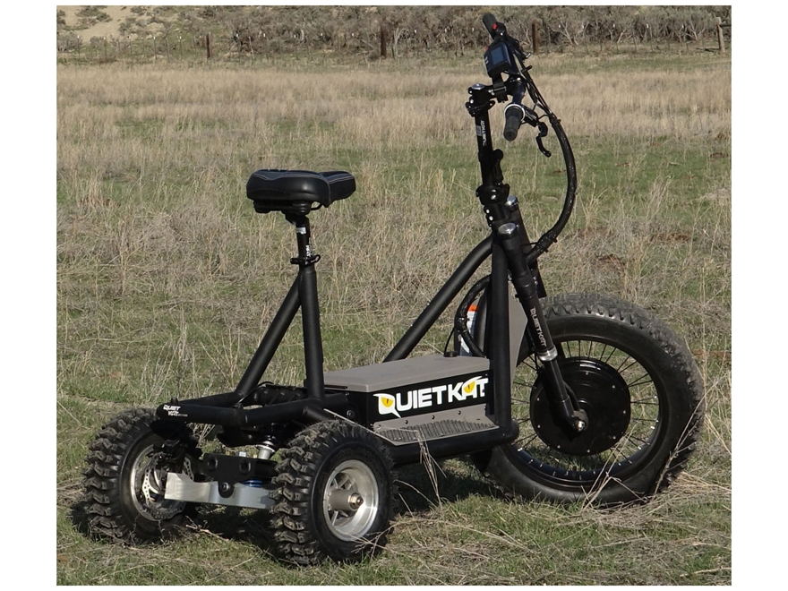 QuietKat Prowler 60 Volt Electric Utility Vehicle