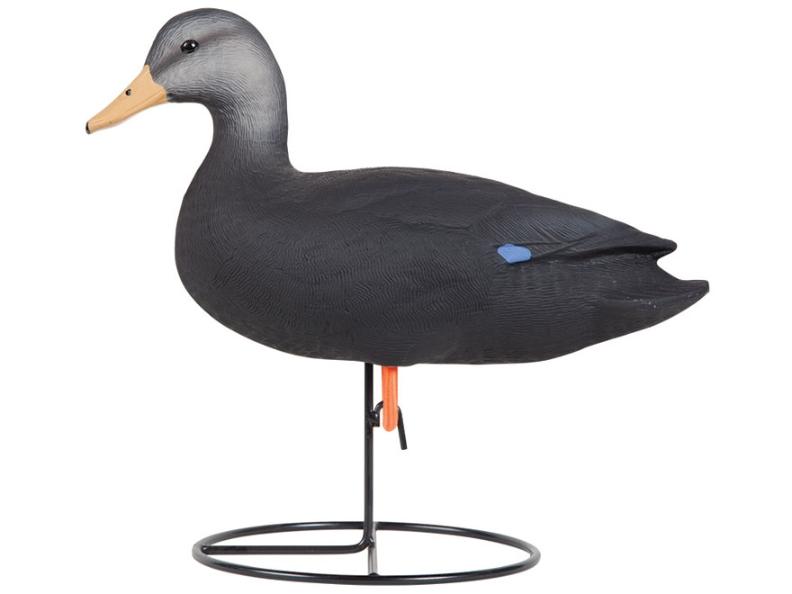 Tanglefree Pro Series Black Duck Full Body Combo Duck Decoy Pack of 4