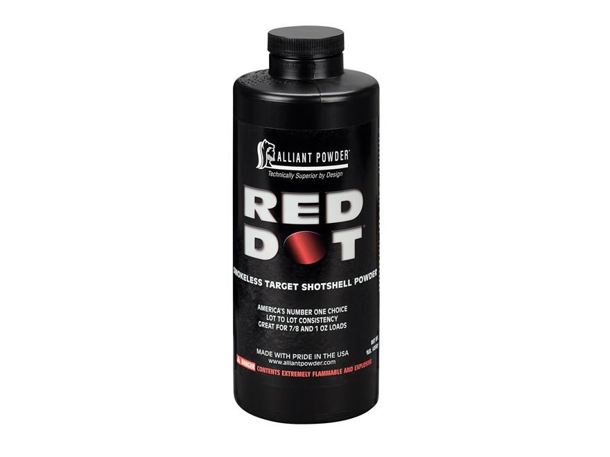 Alliant Red Dot Smokeless Powder