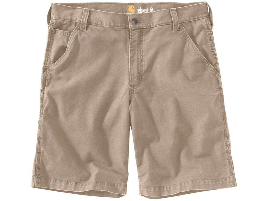 Carhartt Men's Rugged Flex Rigby Shorts Cotton Canvas