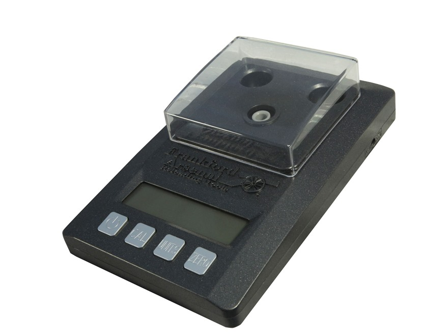 Frankford Arsenal Platinum Series Precision Electronic Powder Scale with Case 1500 Grai...