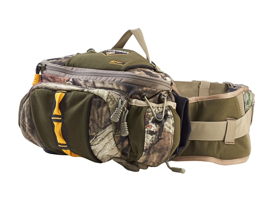Tenzing TZ 721 Waist Backpack with Handwarmer Polyester and Dyneema Mossy Oak Break Up ...