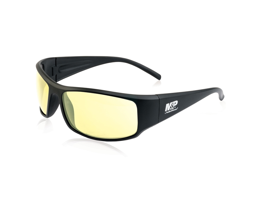 Smith & Wesson M&P Thunderbolt Shooting Glasses Black Frame