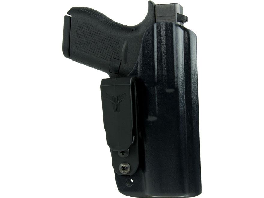 Blade-Tech Klipt Ambi Inside the Waistband Holster Ambidextrous Glock 26, 27, 33 Polyme...