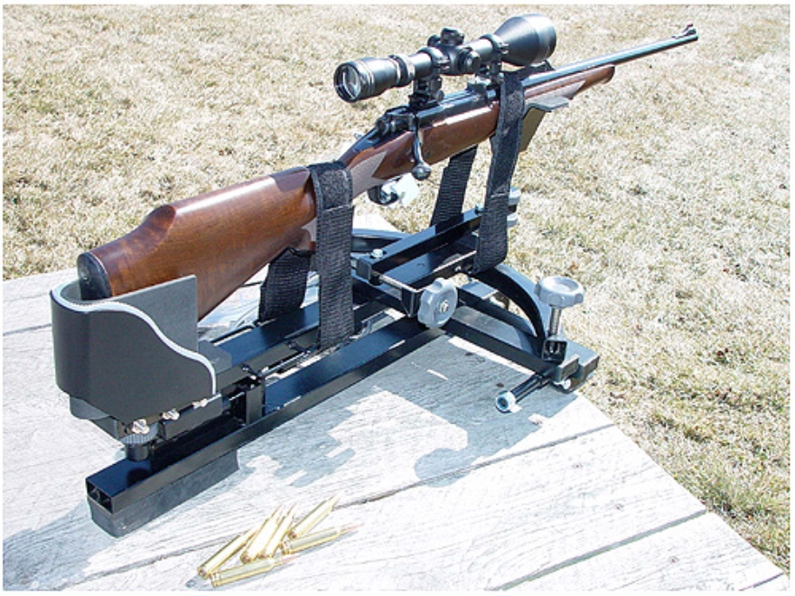 HySkore Gas Dampened DLX Precision Shooting Rest
