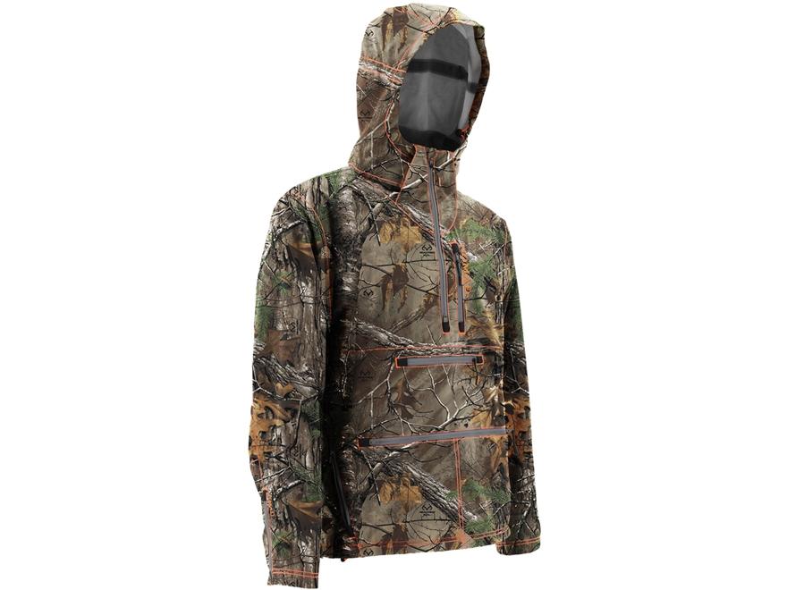 NOMAD Men's Integrator 2.0 Windproof Fleece 1/4 Zip Jacket Polyester