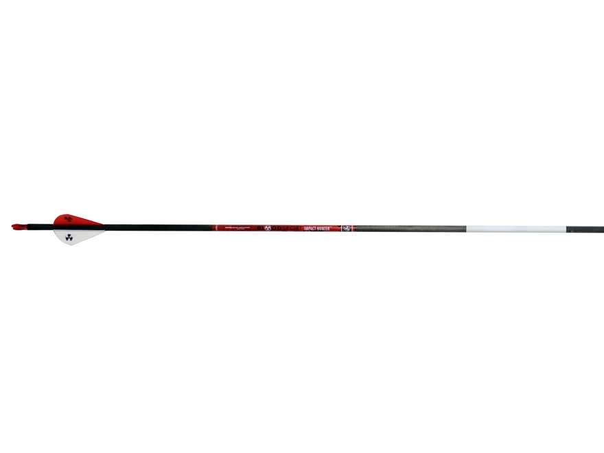 Bloodsport Impact Hunter Carbon Arrow Black