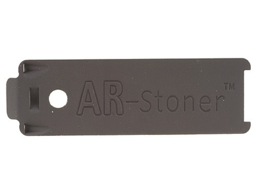 AR-Stoner Magazine Floorplate AR-15 Curved 20 and 30 Round Aluminum Matte