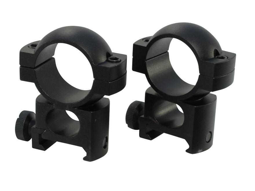 Vortex Optics Hunter Weaver-Style Rings Matte