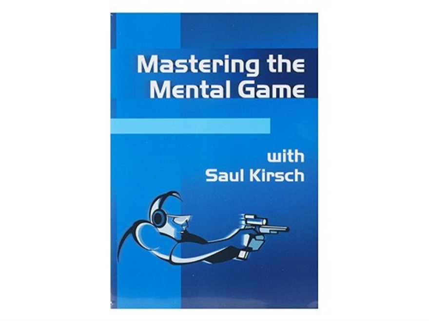 "CED Video ""Mastering the Mental Game with Saul Kirsch"" DVD"