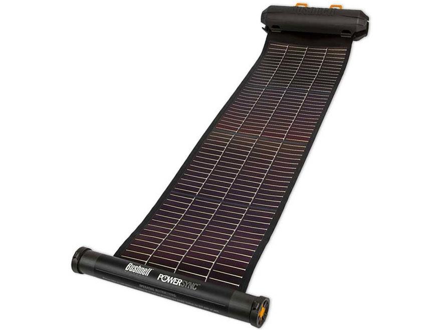 Bushnell PowerSync Solarwrap 400 Solar Panel