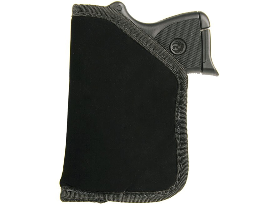 BLACKHAWK! Sportster Pocket Holster Ambidextrous Sub-Compact 9mm, 40 S&W Nylon Black