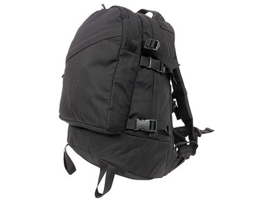 BLACKHAWK! 3-Day Assault Backpack Nylon Black