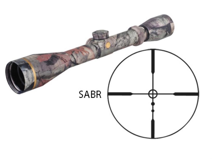 Leupold UltimateSlam Muzzleloader Scope 3-9x 40mm SABR Reticle Mossy Oak Treestand