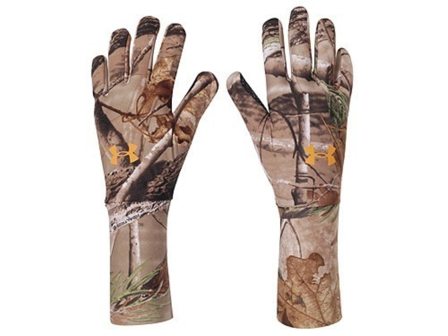 under armour infrared liner gloves