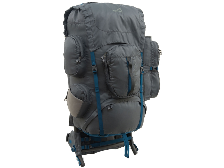 ALPS Mountaineering Zion Frame Backpack Polyester Charcoal