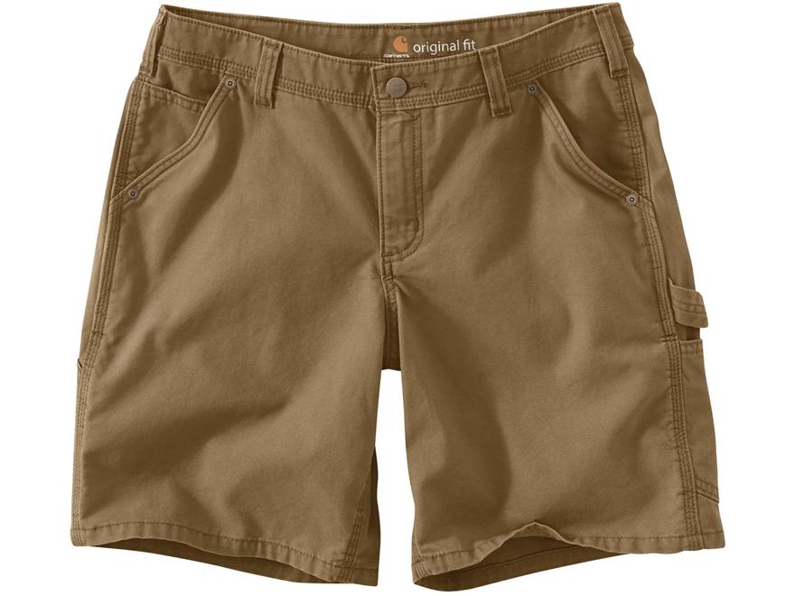 Carhartt Women's Original Fit Crawford Shorts Cotton
