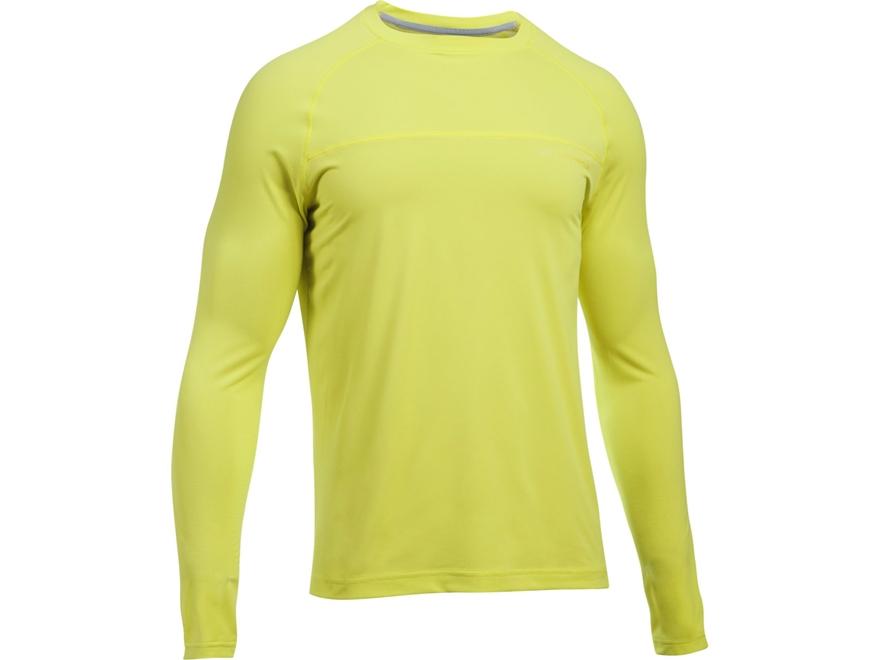 Under Armour Men 39 S Ua Sunblock T Shirt Long Sleeve Polyester