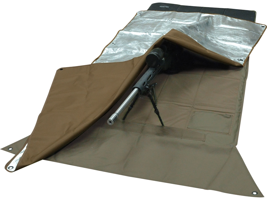 MidwayUSA Shooting Mat Sun Shade Cover
