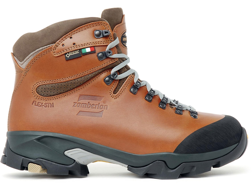 "Zamberlan Vioz Lux GTX RR 6"" Waterproof Uninsulated Hunting Boots Leather"