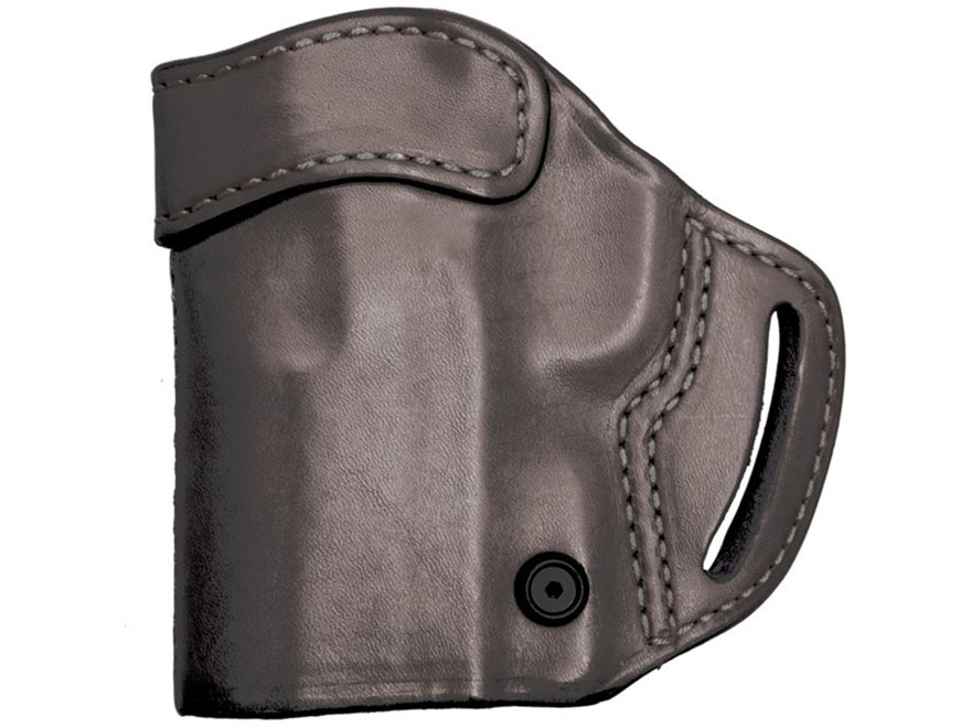 BLACKHAWK! Compact Askins Belt Holster S&W M&P Fullsize and Compact Leather