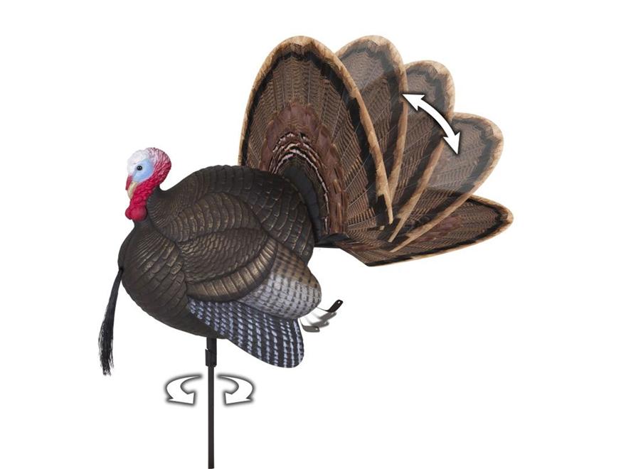 MAD Spin-N-Strut Turkey Decoy