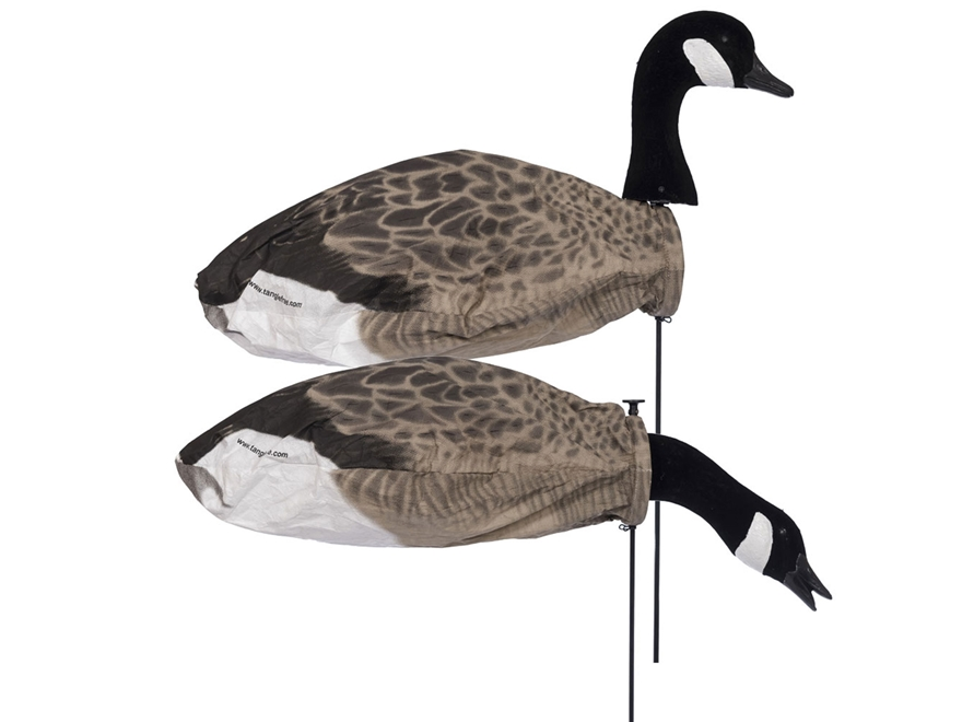 Tanglefree Slammer Socks Canada Goose Decoy Pack of 12