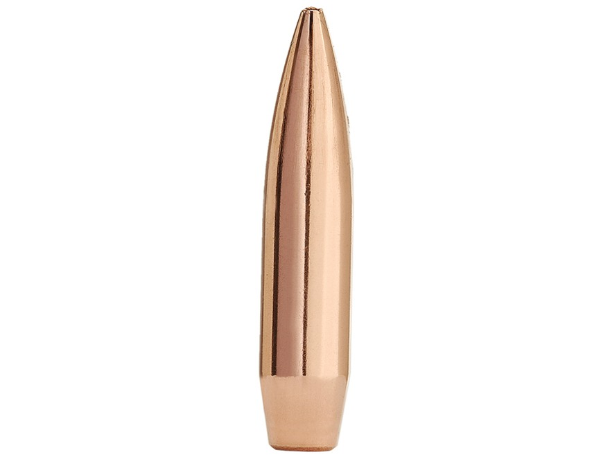 Sierra MatchKing Bullets 30 Caliber (308 Diameter) 220 Grain Hollow Point Boat Tail