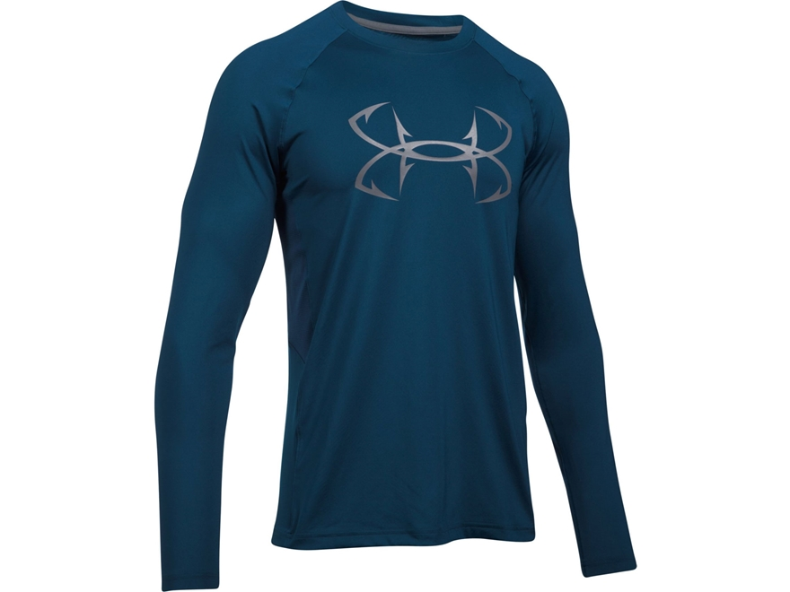 Under Armour Men's UA CoolSwitch Thermocline Shirt Long Sleeve Polyester