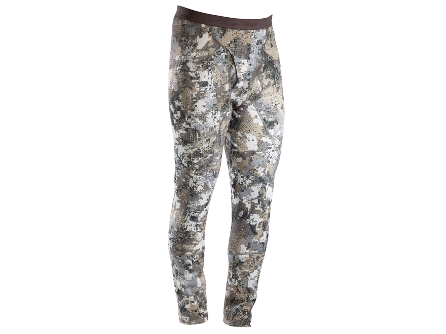 Sitka Gear Men's Core Heavyweight Base Layer Pants Polyester