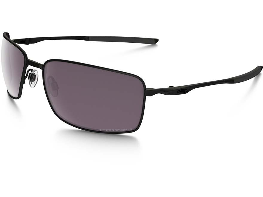 Oakley Square Wire Covert Polarized Sunglasses Matte Black ...