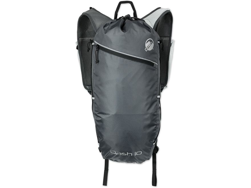 Klymit Dash 10 Backpack Nylon Charcoal Grey