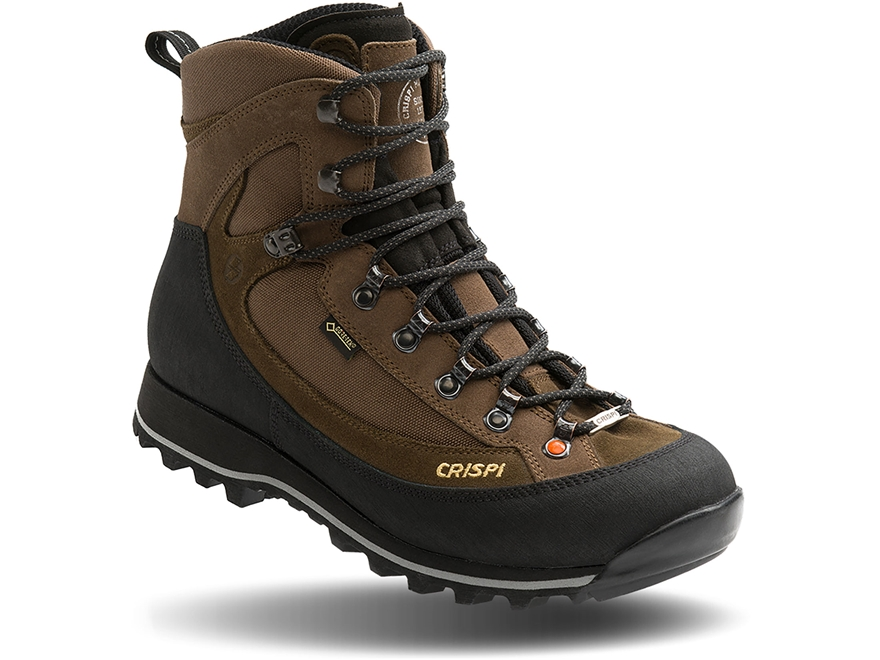 """Crispi Summit GTX 8"""" Waterproof Uninsulated Hunting Boots Leather Women's"""