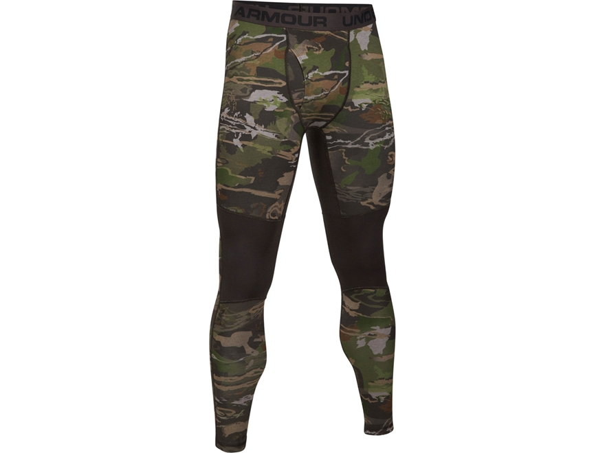 Under Armour Men's UA Mid-Season Wool Base Layer Pants