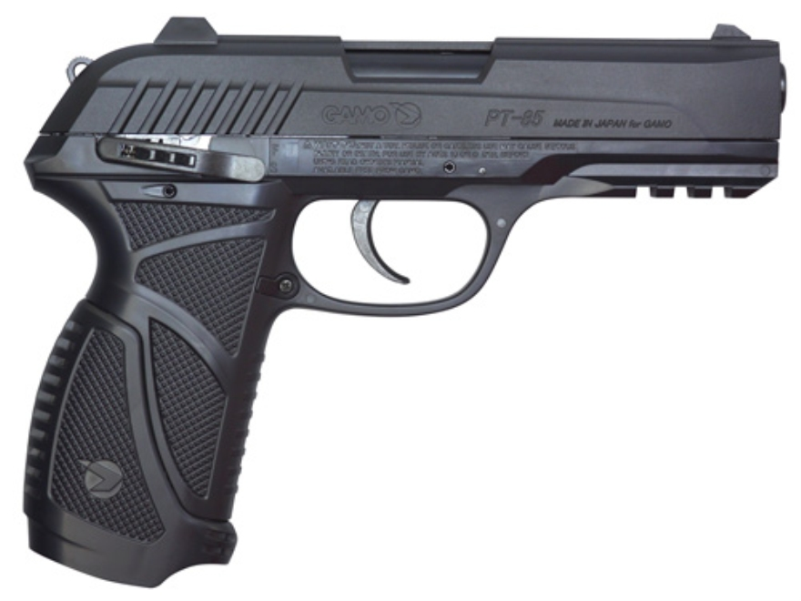Gamo PT-85 Air Pistol 177 Caliber Pellet Black