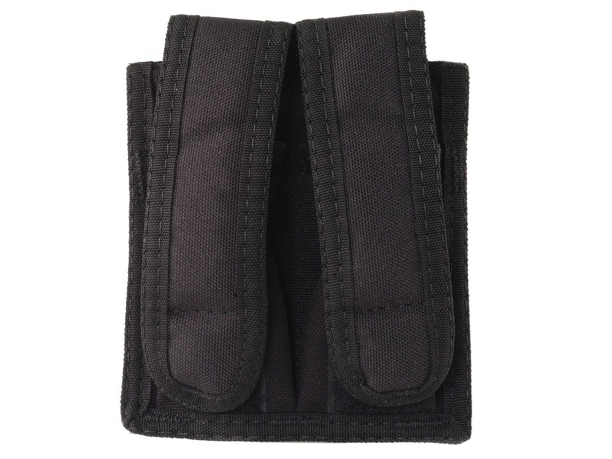 GunMate Universal Double Magazine Pouch Nylon Black