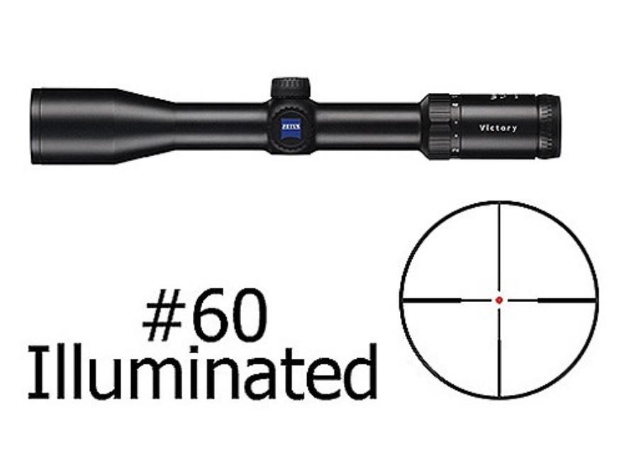 Zeiss VariPoint VM/V Rifle Scope 30mm Tube 1.5-6x 42mm First Focal Illuminated #60 Reti...