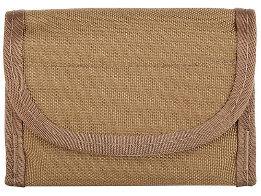 Tuff Products Quickstrip Belt Pouch Nylon Large Coyote Brown