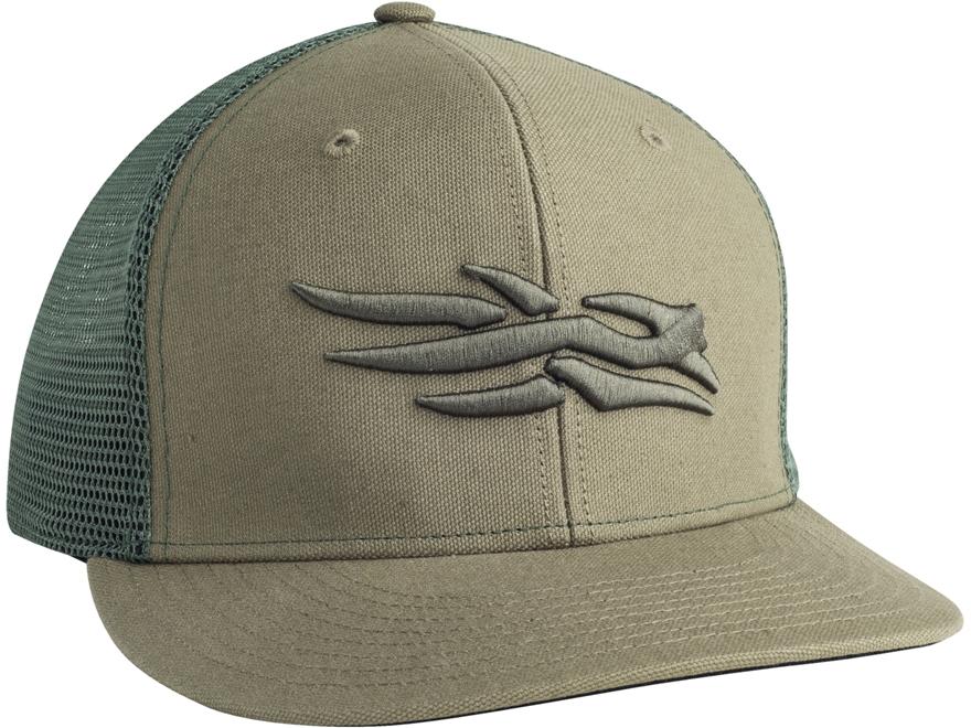 Sitka Gear Flatbill Cap Polyester