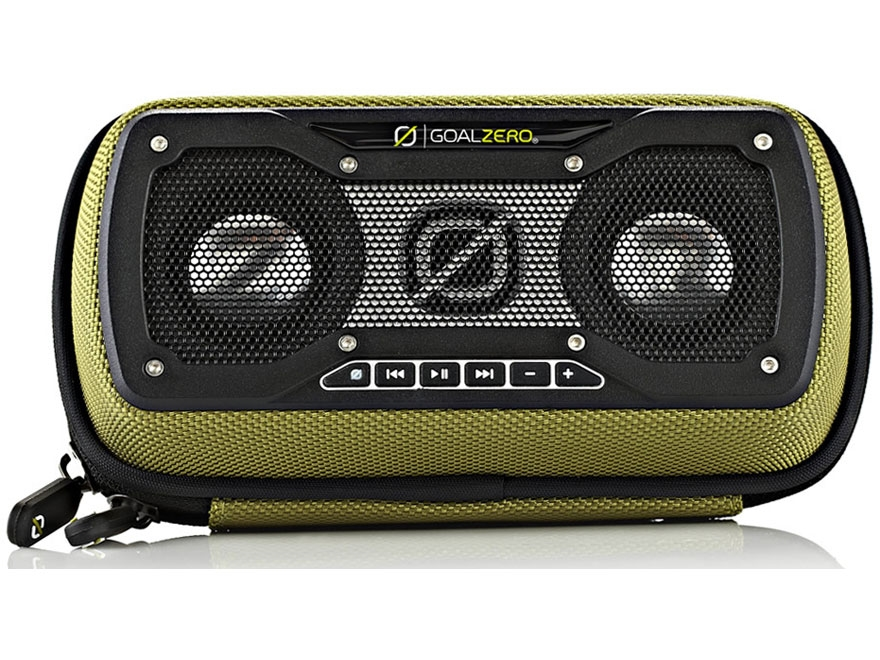 GoalZero Rock Out 2 Rechargeable Wireless Speaker Green